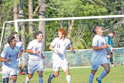 Men's soccer aims for success