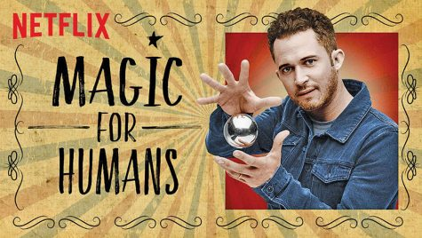 """Magic for Humans"" good if you're bored"