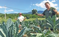 Tisbert fighting for the future of farmers as Vermont Farm Bureau president
