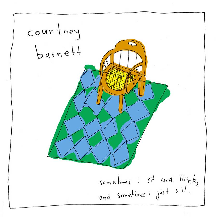 Courtney Barnett: perfectly imperfect