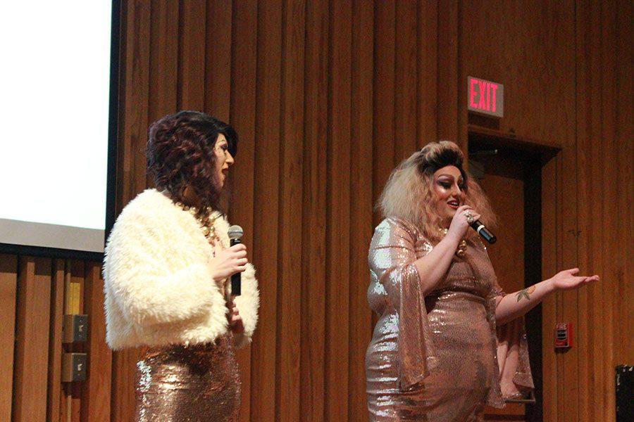 Drag Queens talk activism