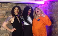 A walk on the wild side: drag show closes out Pride week at NVU-Johnson