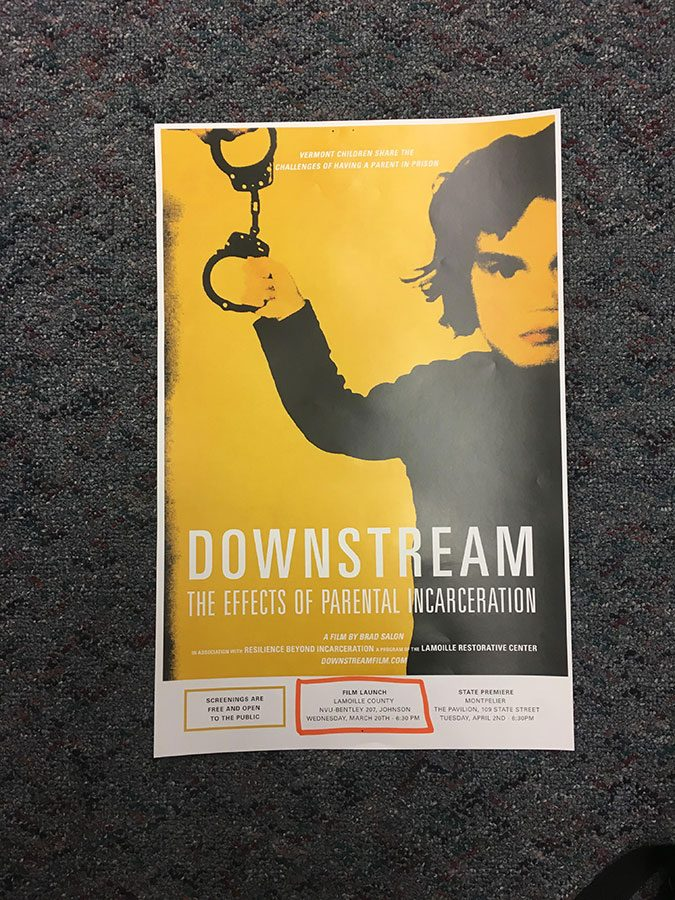 """Downstream"": a bleak picture about Vermont parental incarceration"