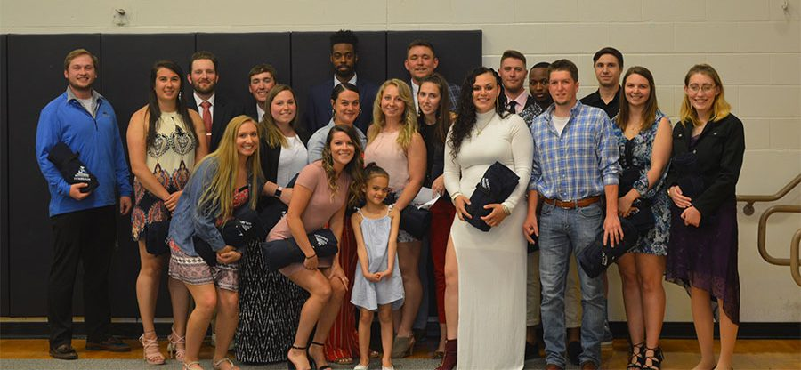 Athletic banquet looks back on year of Johnson athletics