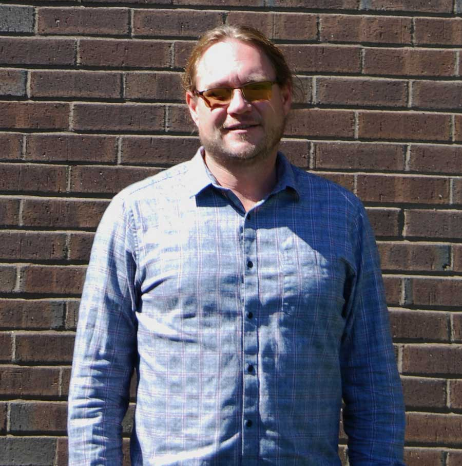 Tim Mikovitz, Dibden Center for the Arts tech director