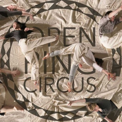 Open Ring Circus dances through the flames in Dibden