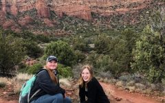 BAB students spent winter break in the Grand Canyon and locally SERVE