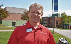 NVU Academic Dean Johnathan Davis