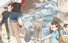 Cells at Work: educational and entertaining