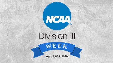 NCAA Division III week is held every year to celebrate college athletics.
