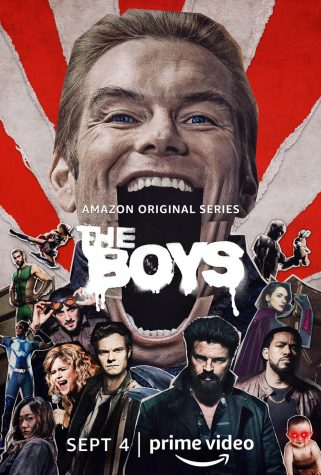 "Promo poster for ""The Boys"""