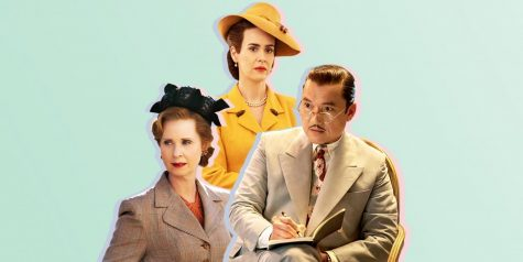 From left to right: Cynthia Nixon, Sarah Paulson, Jon Jon Briones