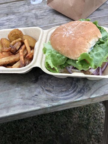 Burger Barn: an old favorite during this new normal
