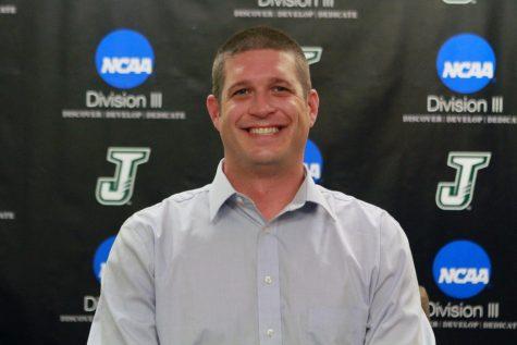 Interim athletic director Greg Eckman